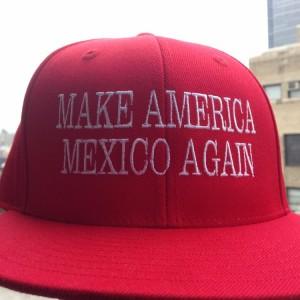 Make America Mexico Again Parody Hats Take Off
