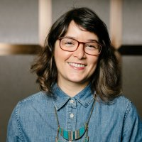 Karina Claudio Betancourt shot on october 8th 2015 at OSF New-York office. CREDIT: Axel Dupeux