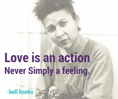 """60 Powerful Quotes From Bell Hooks' """"All About Love"""" Mijente Simple Quotes On Love"""
