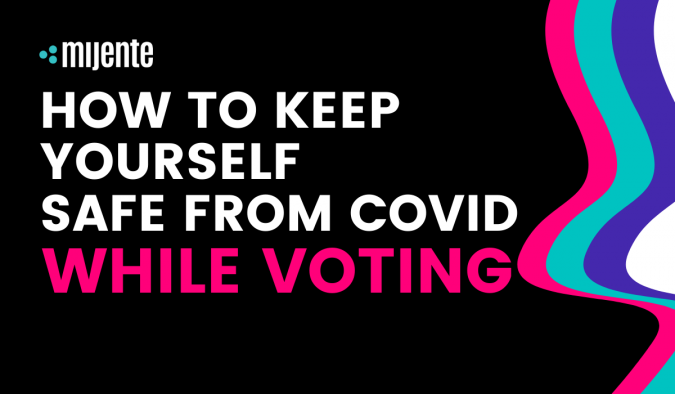 How to keep yourself safe from Covid while voting